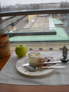 Hotel Breakfest in Geneva